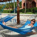 Love the hammocks!