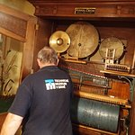 Music to be discovered in the display of mechanical instruments