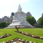 Bilde fra Monument à Pasteur