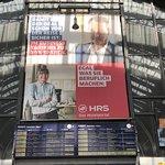ภาพถ่ายของ Frankfurt am Main Hauptbahnhof