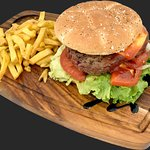 Burger charolais XL 180g