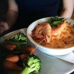 Foto van The Black Horse Restaurant
