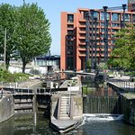 Regent's Canal - St Pancras Lock