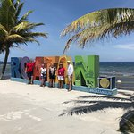 Cruise ship to shore Roatan tours welcome all cruise ship guests at port of Roatan or Mohogany B