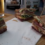 Club sandwich.....che bontà
