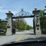 Magnificent Front Gates