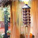 Bamboo kiosks that combine with the natural environment // kioskos en bambú combinan con lo natu