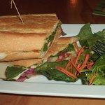 Cuban Veggie Sandwich