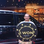 Club Serrano member John won a 2018 Cadillac Escalade on May 19, 2018 at San Manuel Casino.