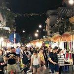 Fabulous night market Hanoi