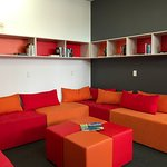Our Book Exchange and Reading Nook