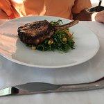 Locally Sourced Pork Chop