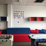 Lounge and Games Room
