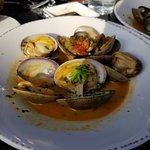 Westcott bay clams. e had to order another order after this one. They were that great!