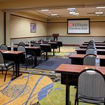 3,500 square feet of meeting space is available in our hotel