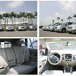 One way transfer: Tan Son Nhat airport (HCM city) - Mui Ne beach (7 seats car)