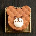 ヌヌースジュニアはかわいいだけじゃなくチョコレートの味を堪能できるチョコレートのケーキ