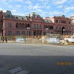 Foto de La Casa Rosada - Palacio de Gobierno