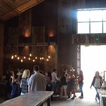 Peltzer Winery - check out this gorgeous updated barn!