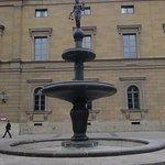 Posąg Kronprinz-Rupprecht-Brunnen