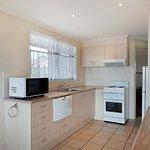 Kitchen in 2 bedroom units