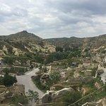 Cave Art Cappadocia Photo