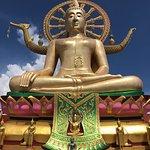 Foto de Big Buddha Temple (Wat Phra Yai)