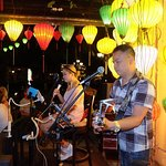 Saturday night at The Shamrock Hoi An, good music, good beer and good times!