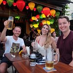 Good times at The Shamrock Hoi An, cheers!