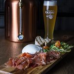 Beer tank at your table: our 'uKeg' to share with friends!