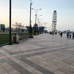 The London Eye of Baku