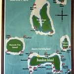 Mamaling Souldiving location & dive sites