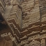 world heritage site.  bauttiful n wonderful sculpture of 800 to 1000 a.d.  hats off to the great