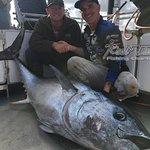 Fishing in Portland with Matt Cini Mat 19 th 2018