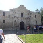 The church, The Alamo
