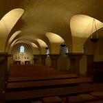 Paderborn, Abdinghof Church, crypt