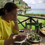 Apanemo Restaurant & Beach Bar: Ο σεβασμός στη φύση.