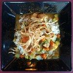 Dinner at Satay