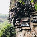 Bilde fra De hengende kister i Sagada