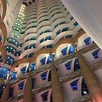 صورة فوتوغرافية لـ برج العرب