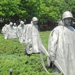 Korean War Veterans Memorial Photo