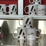 tazze da caffè al bar