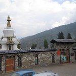 The National Memorial Chhorten, Thimphu, Bhutan