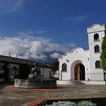la chapelle dans l'hôtel