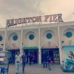 The pier arcades
