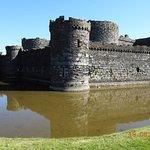 Photo de Beaumaris Castle