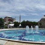 Historische Viertel von Istanbul Foto