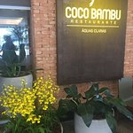 Coco Bambu Águas Claras - DF PLAZA Shopping.