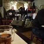 Front row seat for great jazz with dinner and drinks