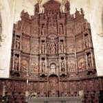 retablo del altar mayor
